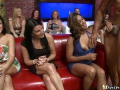 Ladies love black stripper's good dick