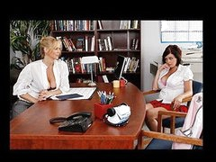 Katie's called in to Ms. Ann's office over rumors that Katie's been widening around school. Turns out that Katie's jealous that Ms. Ann's been flirting with other angels but not her. Katie's at no time been with a beauty in advance of, and desires Ms. Ann to prove that Katie's as hawt as the other beauties in class. Ms. Ann shows her one time and for all that Katie makes for a very hawt lesbo!