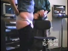 Juicy arse and superlatively good scene betwixt boss and his secretary in the intimate home movie, they acquire so wild and Mexican bitch is pleased completely