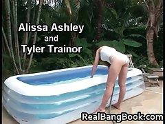 Alissa Ashley & Tyler Trainor Cute Lesbians