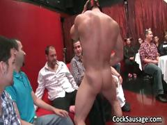 Lots of sexy gay dudes lust dick part1