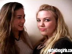 Dilettante Claire Attacks Sam - netvideogirls